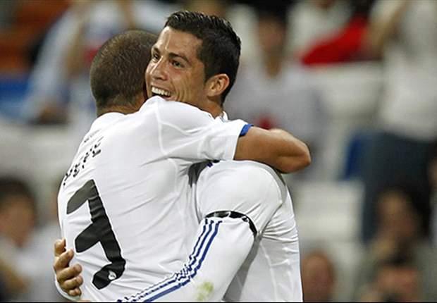 Real Madrid 4-0 Getafe: Cristiano Ronaldo Hat-Trick Denies Barcelona Early Title Celebrations