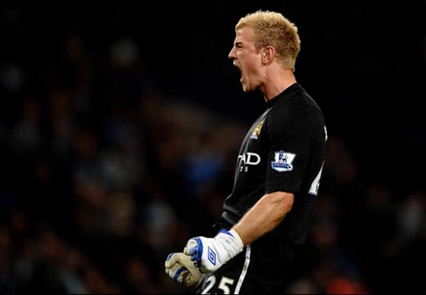 Manchester City goalkeeper Joe Hart 'annoyed' & 'angry' at conceding despite 6-1 derby win over United: It kills me as we're trying for perfection