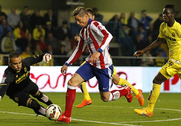 Villarreal 0-1 Atletico Madrid: Torres to the rescue for Rojiblancos