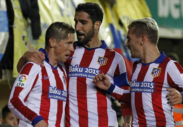 Levante 2-2 Atletico Madrid: Torres rescues point for Rojiblancos