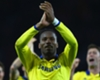 Drogba cetak satu gol ke gawang Leicester.