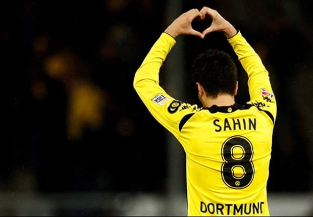 Nuri Sahin vuelve al Borussia Dortmund