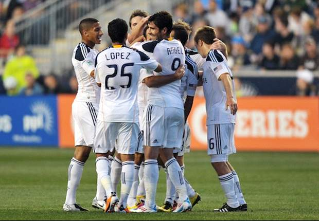 Philadelphia 1-1 Los Angeles Galaxy: Mwanga bags late equalizer to steal point for underwhelming Union