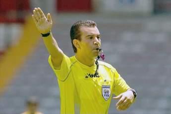 Paul Delgadillo pitará la final de vuelta entre América y Cruz Azul