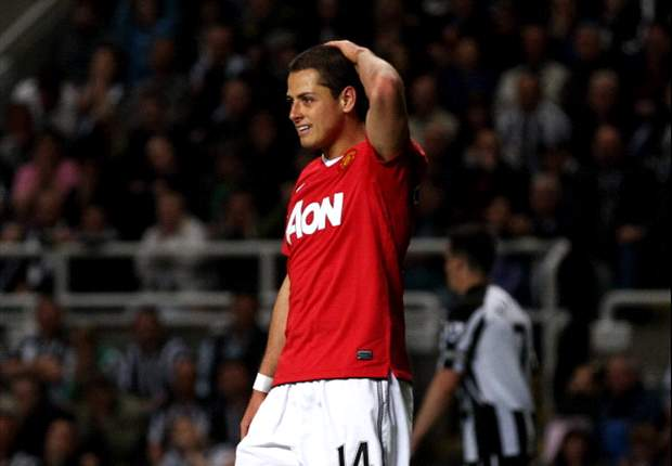 Real Madrid offer for Chicharito would be looked at closely but this is not the right time for striker to leave Manchester United - agent