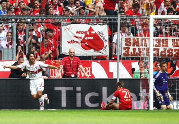 Bayern Munich 2-1 Stuttgart: Bavarians fail to secure automatic Champions League spot despite win