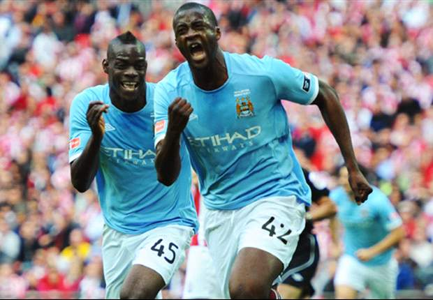 Manchester City midfielder Yaya Toure dismisses rumours of Balotelli bust-up
