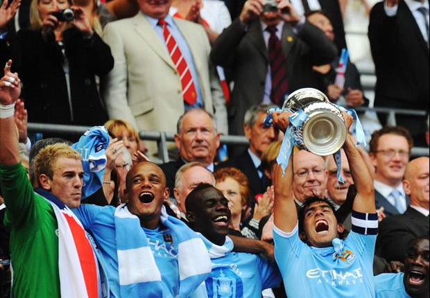 Vincent Kompany believes Manchester City have 'laid the foundations' for continued success after winning FA Cup