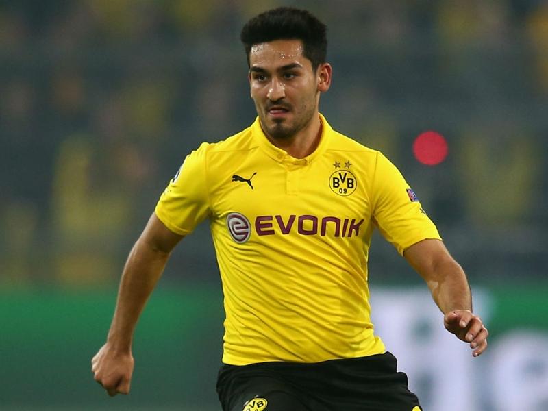 Gundogan inspires emphatic Borussia Dortmund victory