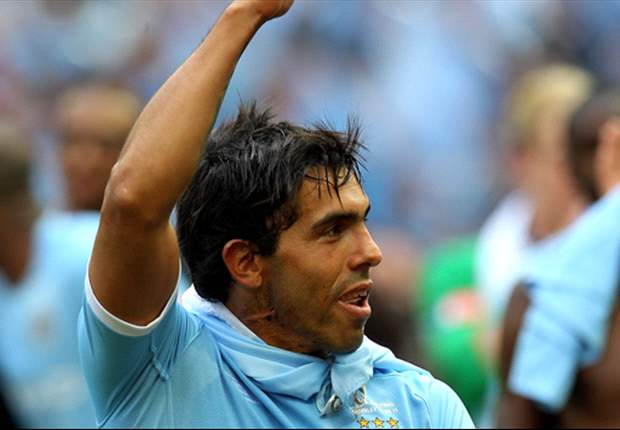 Manchester City striker Carlos Tevez: I have a love-hate relationship with Roberto Mancini