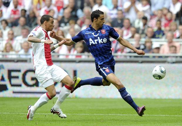 Twente's Nacer Chadli resumes squad training