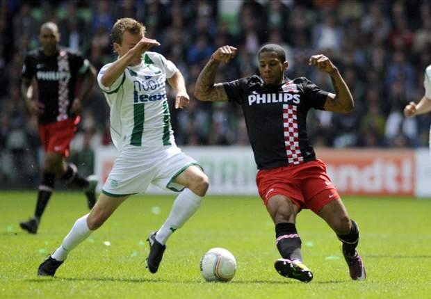 FC Groningen en PSV verliezen met 0-0
