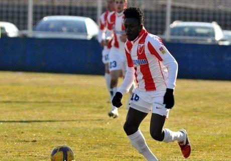 El Makasa table offer for Asamoah