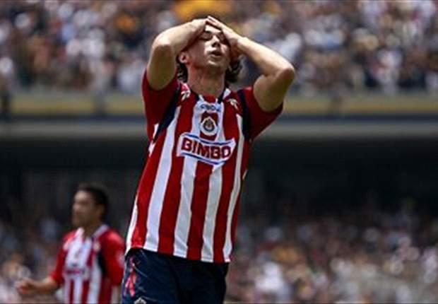 Conflictúa a Arellano irse de Chivas sin ser campeón