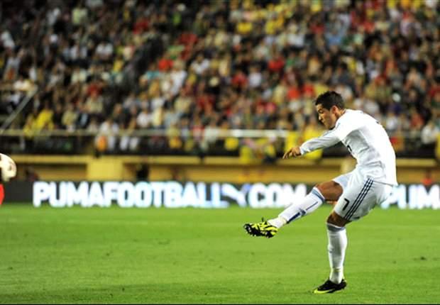 Cristiano Ronaldo equals 38-goal Pichichi record – Real ...