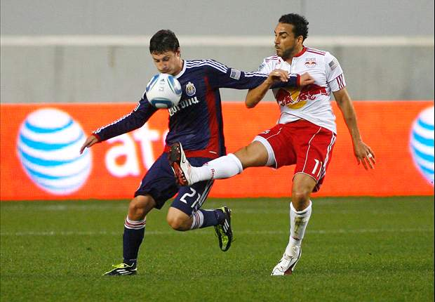 New York Red Bulls 2-3 Chivas USA: Justin Braun hat trick earns three points for Chivas