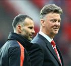 LVG moulding Giggs as his next Mou or Pep