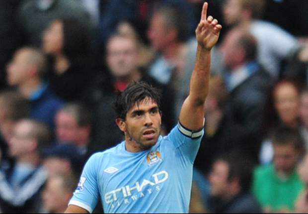 Carlos Tevez & Sergio Aguero face fitness battle ahead of opening Premier League game for Manchester City