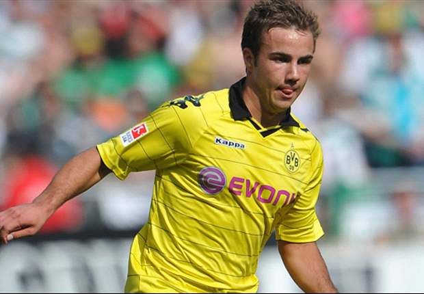 Gotze to earn £3.9m per year while Dortmund close in on Kagawa extension - report