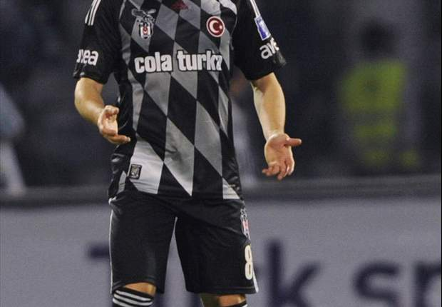 Besiktas terminate Nihat Kahveci's contract