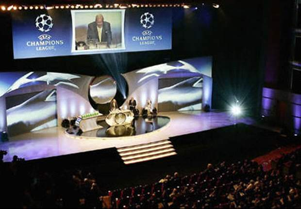 Champions League draw: Paris Saint-Germain in Pot 3, Manchester City in Pot 2 and more...