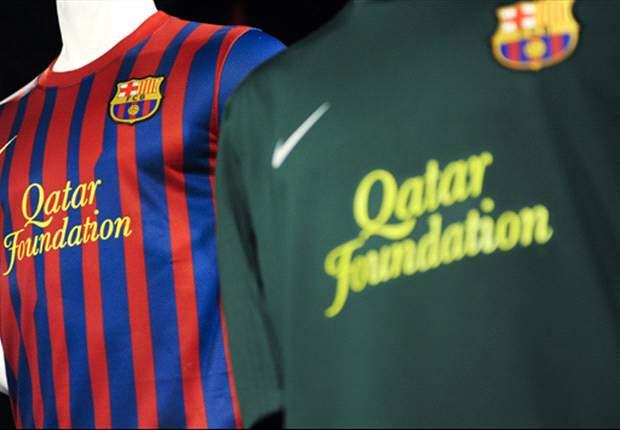 Jersey Tandang Barcelona Warna Hitam