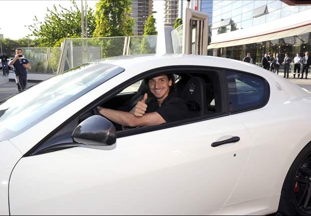 AC Milan's Zlatan Ibrahimovic doubtful for Sweden's clash with Moldova