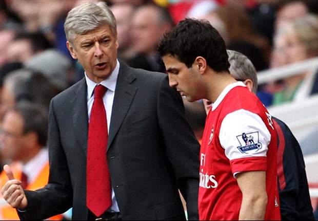 Arsene Wenger Berharap Cesc Fabregas Akan Kembali