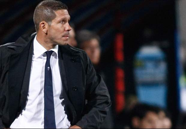 Diego Simeone confirms interest in Atletico Madrid job