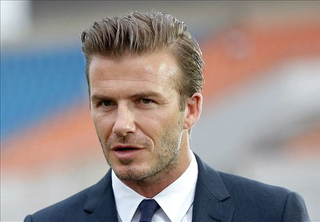 Fathers' Day: From Becks to Ronaldo