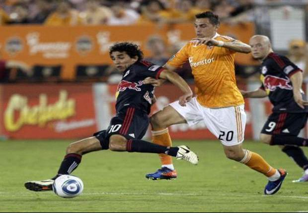 Houston Dynamo 2-2 New York Red Bulls: Ballouchy hands New York a late draw in Houston