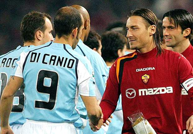 How Paolo Di Canio went to war with Francesco Totti and Roma