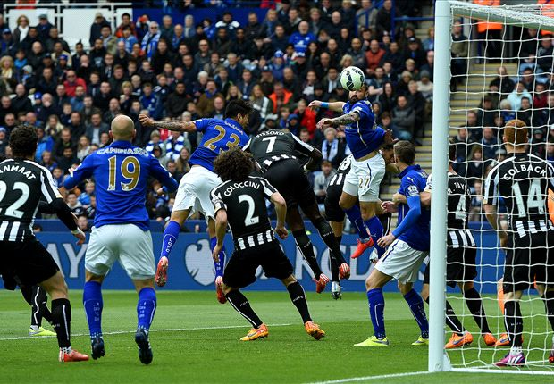 Leicester City 3-0 Newcastle United: Ulloa double condemns Carver to eighth straight defeat