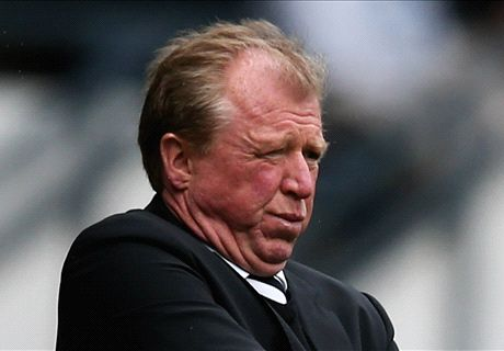 Official: Newcastle appoint McClaren