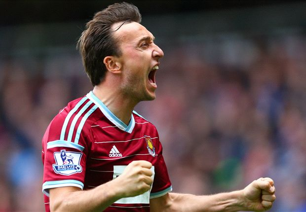 West Ham 1-0 Burnley: Clarets look down and out after Noble penalty