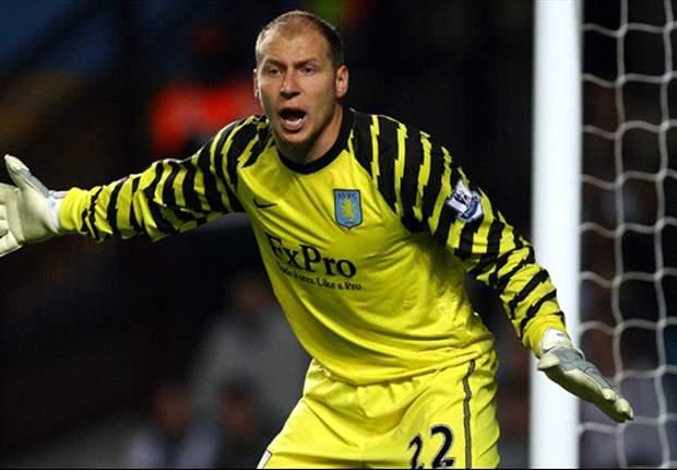 USA international Guzan signs new Aston Villa contract