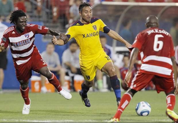 Real Salt Lake 0-0 FC Dallas: Real Salt Lake failed to capitalize on its possession dominance