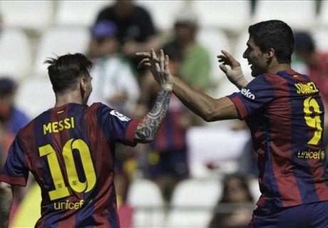 Report: Cordoba 0-8 Barcelona