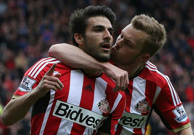 Sunderland 2-1 Southampton: Penalty king Gomez secures vital three points