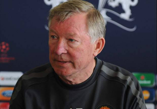 Manchester United boss Sir Alex Ferguson is not looking past the New England Revolution