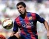 Suarez a doubt for Atletico clash