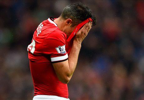 'Man Utd selling RVP behind his back'