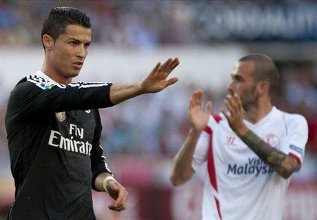 Juve celebrate with one eye on Ronaldo