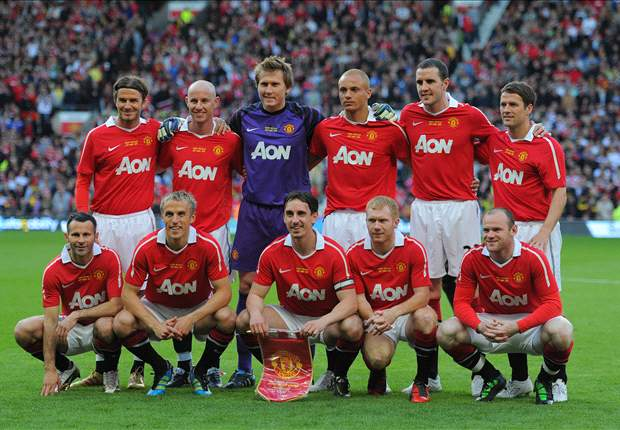 Manchester United line up legends for coaching role