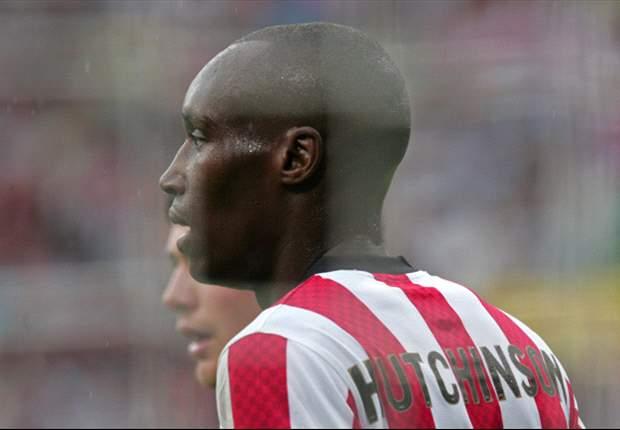 Hutchinson scores for PSV in 5-1 thrashing of AZ
