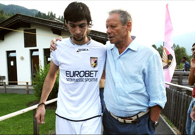 Maurizio Zamparini is ready to sell following Chelsea target Javier Pastore's decision to leave Palermo