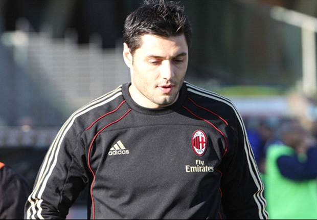 AC Milan's Marco Amelia looking forward to Supercoppa Italiana derby against Inter