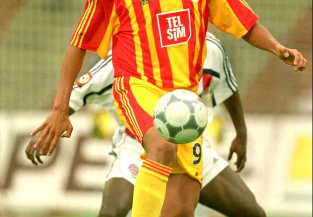 Gols de Jardel inspiram o Galatasaray contra o Real Madrid