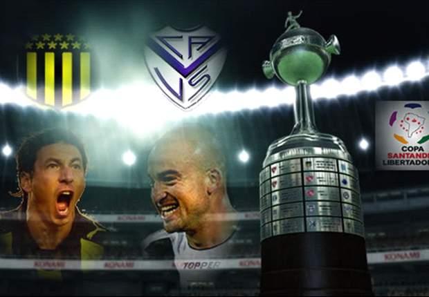 Copa Libertadores preview: Penarol - Velez Sarsfield