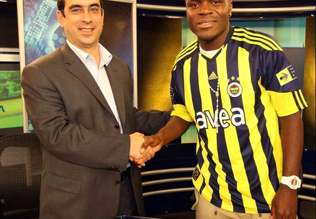 Official: Fenerbahce sign Emmanuel Emenike from Karabukspor on four-year contract